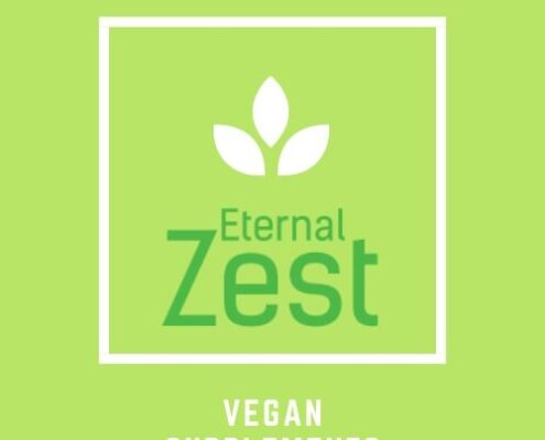 VEGAN SUPPLEMENTS AND VITAMINS AVAILABLE AT ETERNAL ZEST