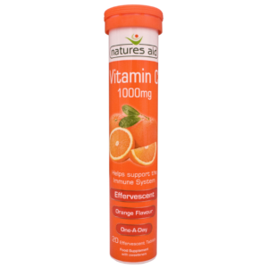 vitamin C supplements at eternal zest